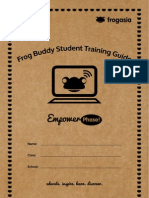 Frog Buddy Student Training Guide