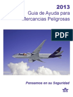 DG Job Aid 2013 Spanish