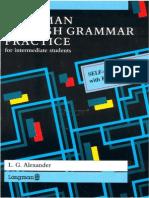 English Grammar for Intermediate
