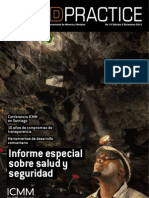 ICMM Newsletter Dec 12 Spanish