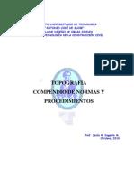 Normas y Procedimientos Top 1010