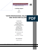 interprofessinal & inter-firm.doc