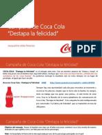 Campaña de Coca Cola