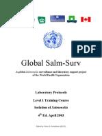 Salmonella1 PDF