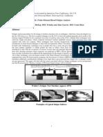 Finite Element Based Fatigue Analysis
