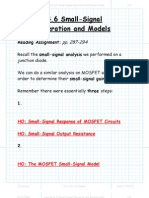 Section 4_6 Small Signal Operation and Models Package