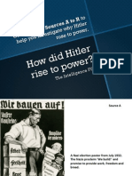 rise of hitler inquiry sources