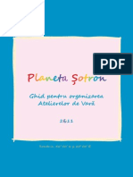 Planeta Sotron Ghid Education