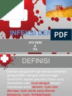 Infeksi Dengue Ppt Jadi Akhir
