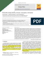 Renewable Energy Polices in Europe (OK)