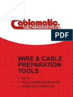 2013 Cablematic Catalog