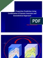 Integration of Well and Seismic Data Using Geostatistics 2