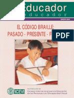 Braille Pasdo Presnete Futuro