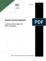 Access Control Systems Handbook