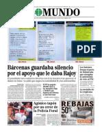 Diario EL MUNDO 14 julio 2013