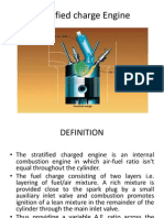 Stratifistratified charge engine