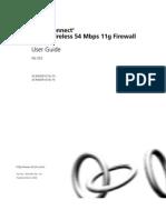 Manual ModemRouter 3Com Wl-552_ug