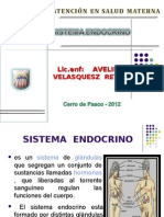 Sistema Endocrino 2012-i