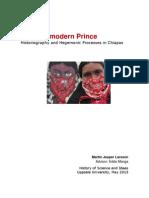 Larsson Martin - The Postmodern Prince