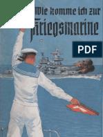Wie komme ich zur Kriegsmarine 1939