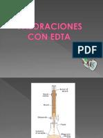 Clase 4. Valoraciones Con EDTA