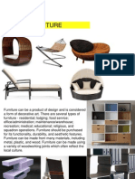 Furniture Lecture 08