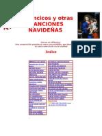 VILLANCICOS Y CANCIONES NAVIDEÑAS