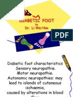 Lecture - Diabetic Foot