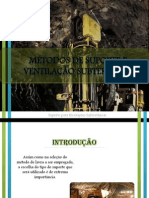 SUPORTE E VENTILAÇÃO PDF