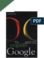 84523168 El Engano de Google Gerald Reischl Excerpt