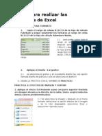 Explicacion Practicas Excel