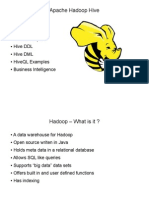 An Introduction to Apache Hive