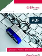 Aplicaciones Practicas Del Certificado Digital