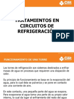 Ch-tratamientos en Circuitos de Refrigeracion