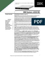 IBM Server x3550 M3