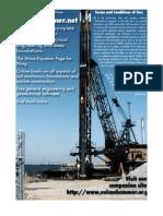 Manual for Design & Construction Monitoring of Soil Nail Walls
