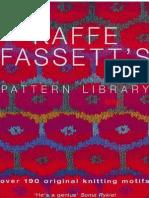 Kaffe Fassett colour patterns