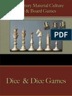 Games & Gambling - Dice & Board Games