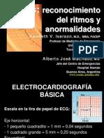 ECGs Arritmias y Anormalidades r