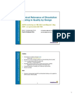 28DickinsonClinical Relevance of Dissolution
