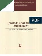 Como Elaborar Una Antologia