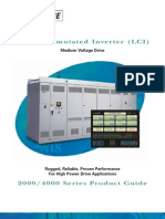 Tm GE Load Commuted Inverter