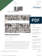 2666 y El Rostro Del Narco | Confabulario | Suplemento Cultural