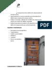 Instalación de tablero para compensar la energía reactiva