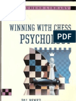 Winning With Chess Psychology
