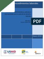 33743490 Guia de Procedimientos Laborales en El Salvador