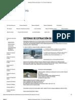 Sistemas de extracción de Aire - Pro Tecnica Profesional