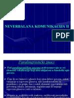 Neverbalne komunikacije 2