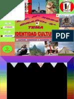 Identidad Cultural 3 - Rodrigo Ramírez Peña