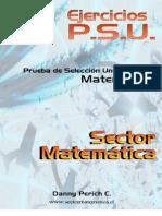 Ejercicios PSU